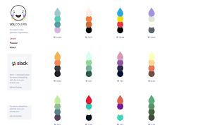 2019年版もう配色デザインには迷わないすごい無料カラーパレット