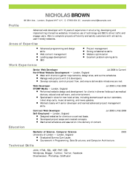 How To Write A Personal Resume 100 Profile Professional Ge Sevte