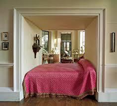 Jeffersonu0027s Bedroom At Thomas Jeffersonu0027s Monticello, Charlottesville, VA.  Jefferson Designed An Alcove Bed