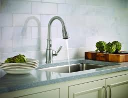 Moen Touchless Kitchen Faucet Moen Brantford Motionsense 7185e Touchless Kitchen Faucet Best