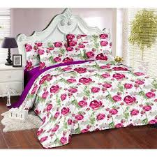 bed sheet designing printed bed sheet set rs 525 set mustard designing india id