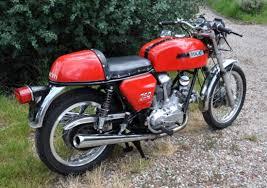 1973 ducati 750gt clic