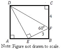 can you solve this geometry problem for singapore students the  hard sat geometry problem