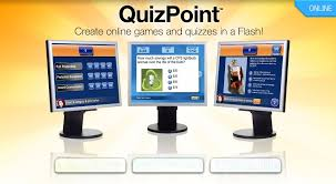 Online Quiz Templates LearningWare's QuizPoint Online Game Show templates that make 55