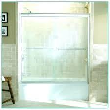 shower door installation levity manual sliding kohler tub doors single