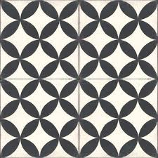 black and white tile pattern. Exellent Pattern Dramatic Contrast 20 Gorgeous Black U0026 White Tile Patterns Shopping Guide   Apartment Therapy And Pattern Pinterest