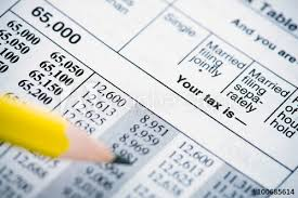 1040 Chart Taxes Tax Amount 1040 Chart Buy This Stock Photo And