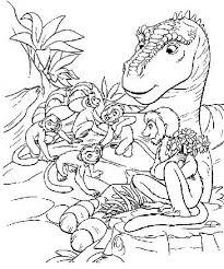Disegni Da Colorare Di Dinosauri Az Colorare