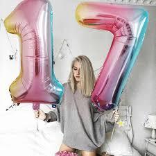 Hawaii theme <b>Party</b> Balloons Flamingo Pineapple Foil Balloon ...