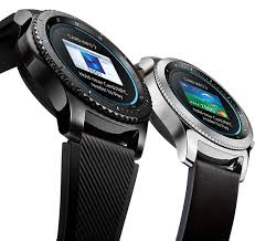 samsung watch s3. gear s3 with samsung pay watch a