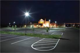 invest in led parking lot lighting for its impressive reliability