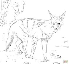 Lynx Cat Coloring Pagesllllll L