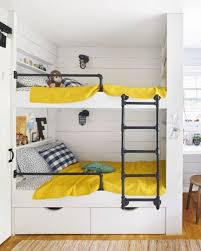 Adorable Bunk Beds For Small Rooms Best Ideas About Bunk Bed On Pinterest  Kids Bunk Beds