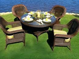full size of luxo miramar 2 in 1 wicker outdoor sofa dining set black round patio