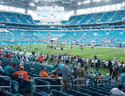 Hard Rock Stadium Section 142 Seat Views Seatgeek