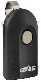 genie intellicode git 1 g2t 1 one on garage door opener remote 33069r