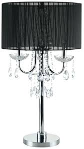 glam table lamp glamorous shades hollywood glamour lamps jedi