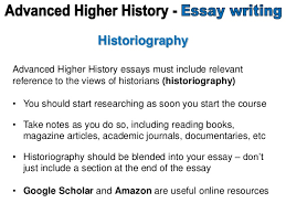 online resources 2 writing historiography examples of historiographical essays