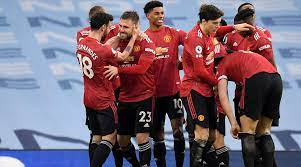 Manchester United end City's winning run with derby joy; Tottenham move to  sixth | Sports News,The Indian Express