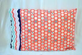 Pillowcase Sewing Pattern