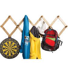 accordion coat rack image