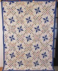 1367 best Antique Quilts Vintage Quilts FOR SALE see more at ... & SHOWSTOPPER c 1930s POSTAGE Stamp Star Vintage QUILT Feedsacks Collectors  Find. SalePatches Adamdwight.com