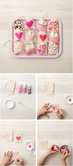 package sweet treats for your valentine s day crush in these cute diy painted