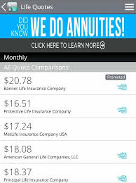 Anonymous Insurance Quote