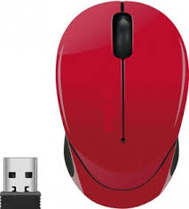 Мыша <b>SPEEDLINK Beenie</b> Mobile <b>Mouse</b> Wireless Red (SL ...