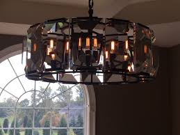 cleaning crystal chandeliers the same method restoration hardware uses