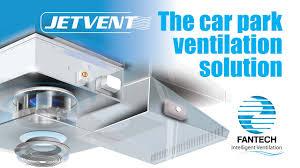 Jet Fan Ventilation Design Jetvent Carpark Ventilation System