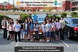 Ska Academy Of Art And Design Plastic Awareness Program Ska Art School Plastic
