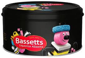 cadbury betts liquorice allsorts tin 800 g pack of 2