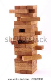 Wooden Brick Game Blocks Wood Game Stock Images RoyaltyFree Images Vectors 71