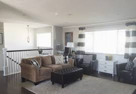Split Level Living Room Ideas