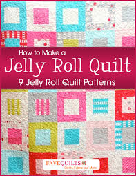 How to Make a Jelly Roll Quilt: 9 Jelly Roll Quilt Patterns ... & How to Make a Jelly Roll Quilt Adamdwight.com