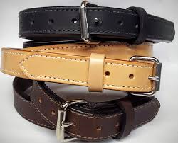 these belts are 2 ply 100 heavy duty solid leather made in the usa