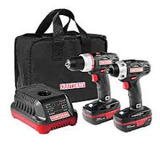 craftsman power tools. craftsman c3 19.2v drill and impact driver combo kit power tools