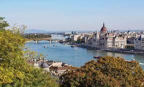 Budapest zu Fuß in 2 Stunden