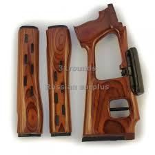 custom laminate kit for svd tigr leather rest pad