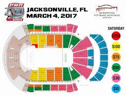 Veterans Memorial Arena Seating Chart Coliseum Seating Chart Elegant Jacksonville Arena Seating