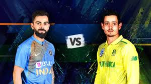 IND vs SA Live Streaming & Live Cricket Score, India vs South Africa ...
