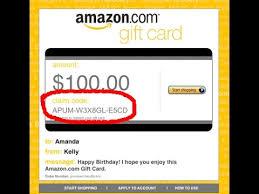 free amazon gift card codes list