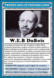 w e b dubois started the naacp movement he fought for black  w e b dubois started the naacp movement he fought for black rights and he thought that