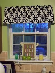 Contemporary Kitchen Valances Interior Contemporary Window Valances Window Treatments