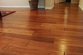 image of distressed wood look porcelain tiles