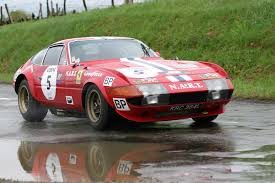 These competizione cars featured lightweight bodies, plexiglas windows (except for the windscreen), tuned engines (in the last two batches), stripped. 1973 Ferrari 365 Gtb 4 Daytona Competizione S3 Images Specifications And Information
