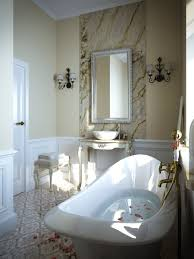 exquisite modern bathroom designs. Cool And Nice Bathroom Ideas With Clawfoot Tub : Exquisite Small Oval Modern Designs