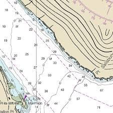 Official Waterproof Noaa Charts Of Us Waterways Trakmaps