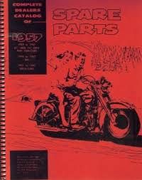 1949 57 harley davidson spare parts catalog cycleshop com